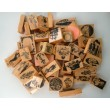 Woodmounted Stamps