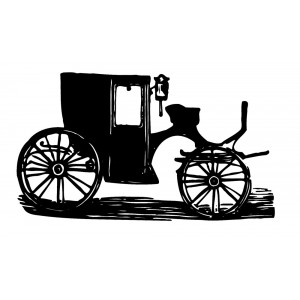 "Carriage Engraving (2"" x 3"")"