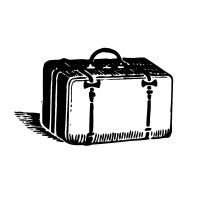 "Suitcase Engraving (0.5"" x 0.5"")"