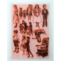 "Gibson Kids / Large Sheet 8""x10"""