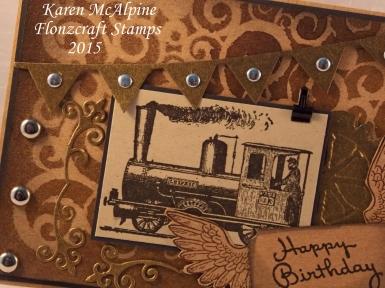 Karen_Steampunk train 2
